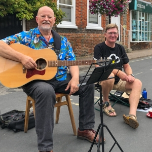 Howard and Dave in Wantage